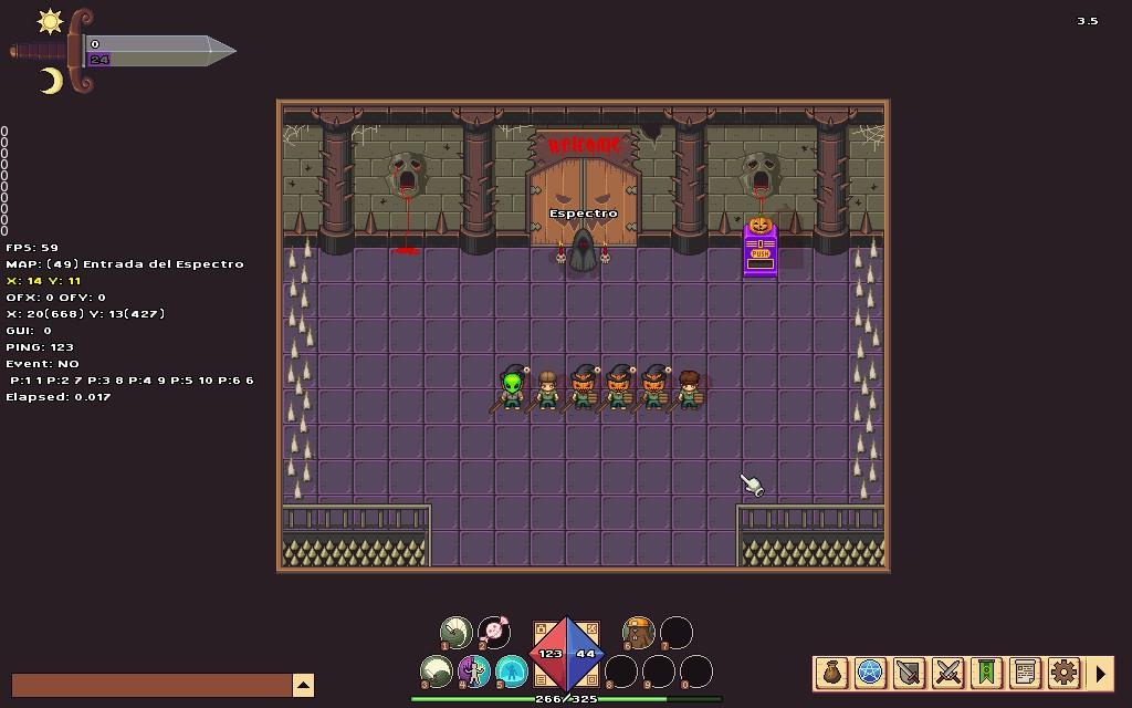 Darkstory Online 2d Mmorpg Gratuito Nintenderos Com Nintendo